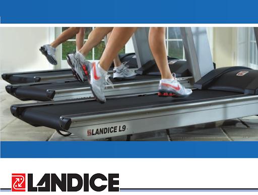 Замена полотна беговой дорожки Landice
